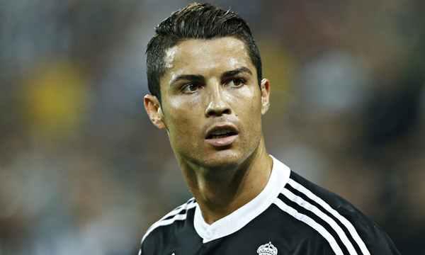 Cristiano-Ronaldo e il suo sorriso