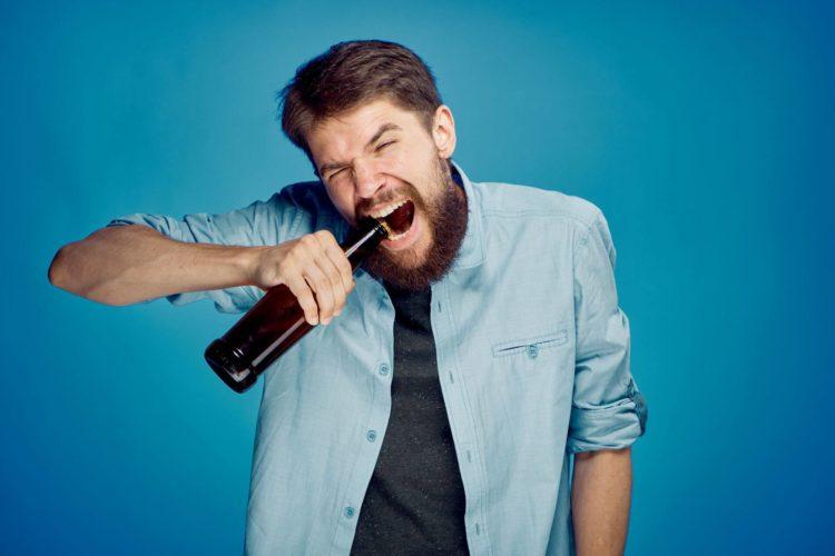alcol e denti